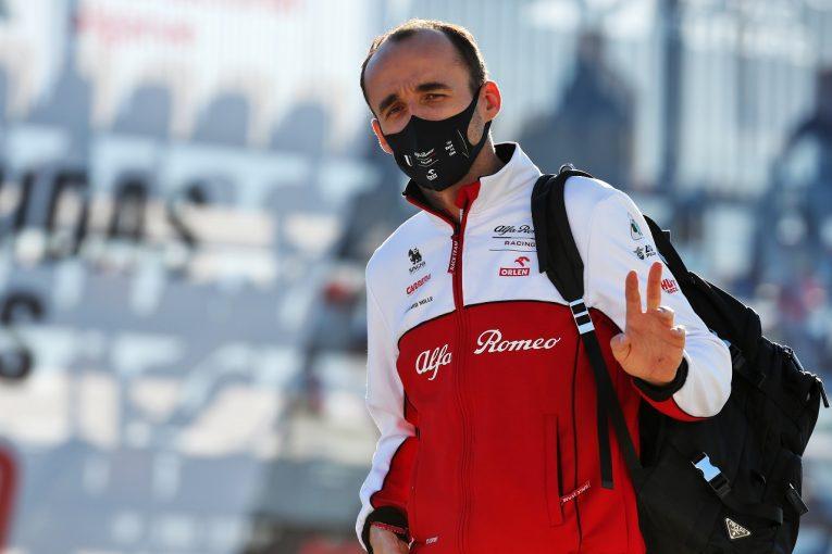 F1 | アルファロメオのクビサがF1バーレーンGPフリープラクティス1で走行。2020年4回目の登場