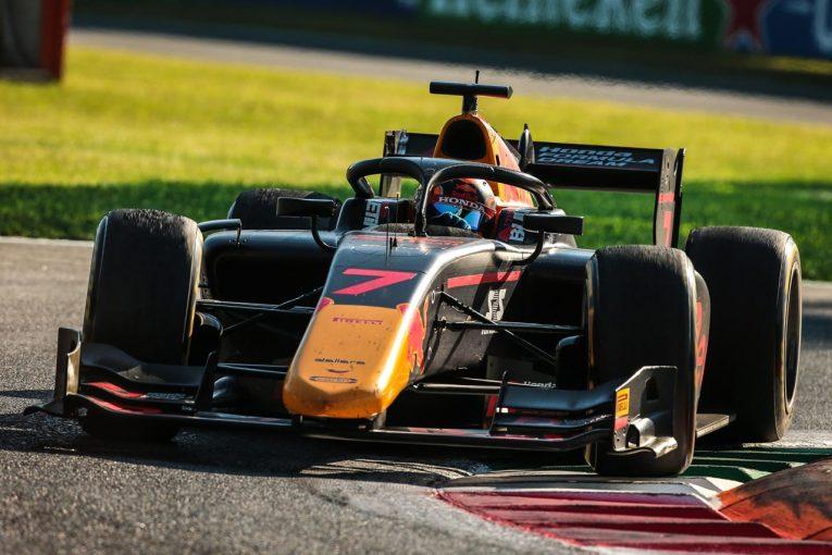 海外レース他 | ラスト2戦のポイント状況まとめ。角田裕毅はF1への資格を手にできるのか【FIA F2直前プレビュー】