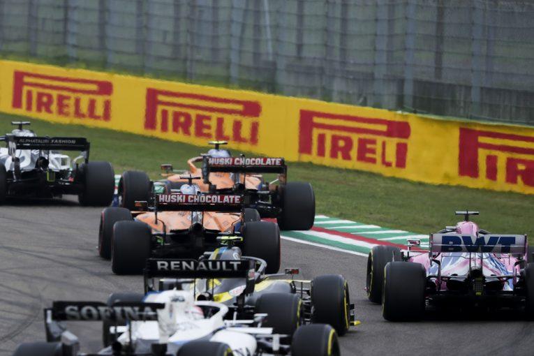 F1 | バーレーンとアブダビのフリー走行で、全車が2021年F1新タイヤのテスト