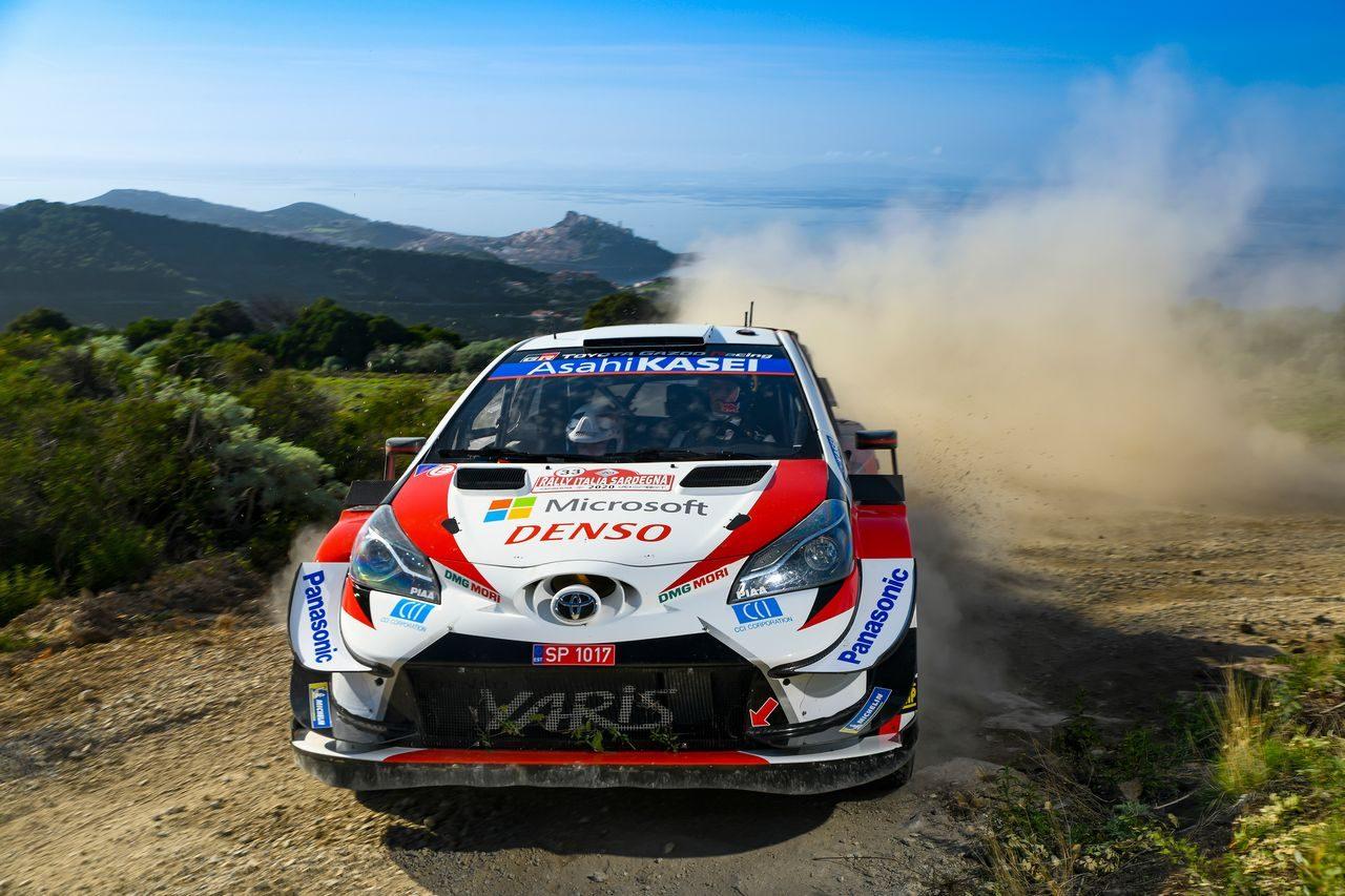 WRC:トヨタ、最終戦モンツァでの全タイトル獲得へ全力注ぐ「最後までプッシュ」とマキネン