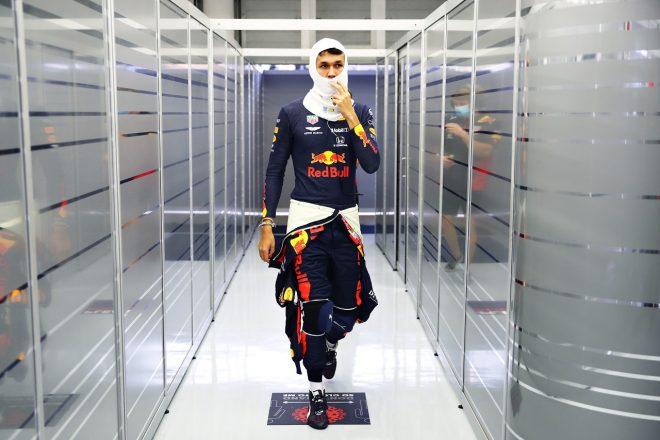 2020年F1第15戦バーレーンGP アレクサンダー・アルボン(レッドブル・ホンダ)