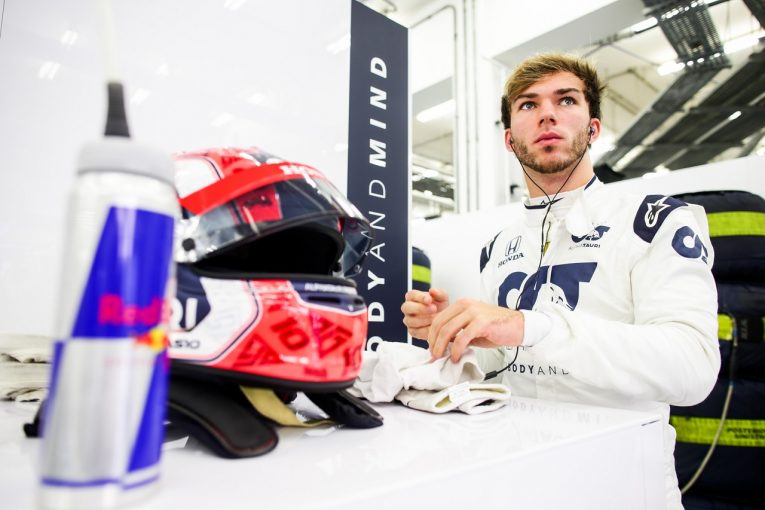 F1 | ガスリー6番手「シーズンベストといっていいほど好調な金曜日」アルファタウリ・ホンダ【F1第15戦】