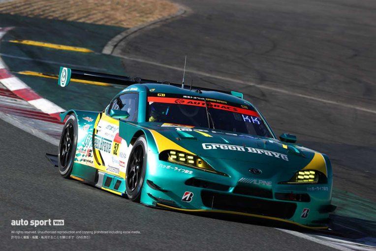 スーパーGT | コースレコードを1秒以上更新する驚異のタイムで、埼玉トヨペットGB GR Supra GTがポールを獲得【第8戦富士GT300予選】