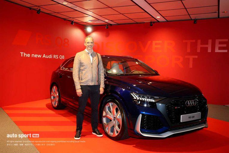 クルマ | アウディが新型RSモデル3車の発表会をスーパーGT最終戦富士で開催。Audi Team Hitotsuyamaのメンバーも登壇