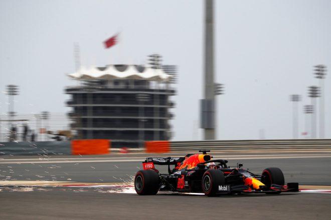 2020年F1第15戦バーレーンGP マックス・フェルスタッペン(レッドブル・ホンダ)