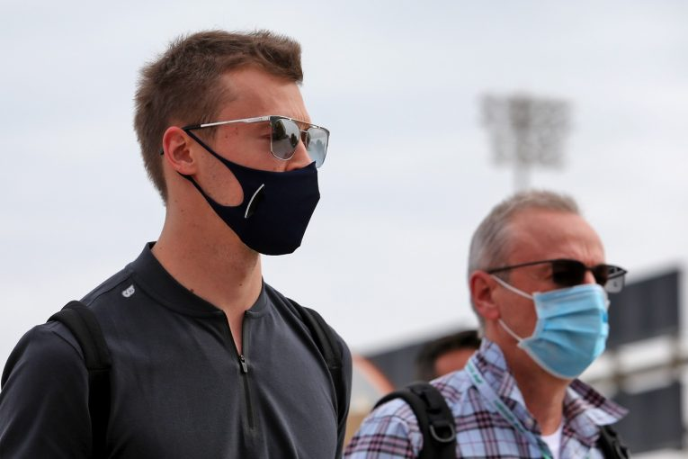 F1 | クビアト10番手「ミディアムでのQ2突破に成功。いい予選だった」アルファタウリ・ホンダ【F1第15戦】