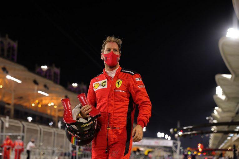 F1 | ベッテル予選11番手「余裕でQ3に進めたはずだが、赤旗もありうまくいかなかった」フェラーリ【F1第15戦】