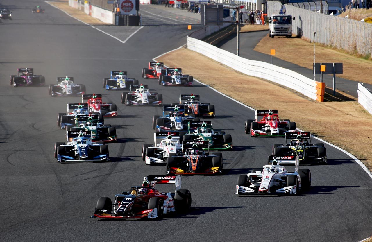 2020年スーパーフォーミュラ第4戦オートポリス 決勝