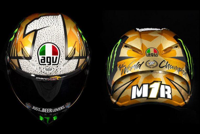 MotoGP | MotoGP:AGVがジョアン・ミルのチャンピオン獲得記念モデルヘルメットを発売。ダイネーゼストアで先行予約受付中