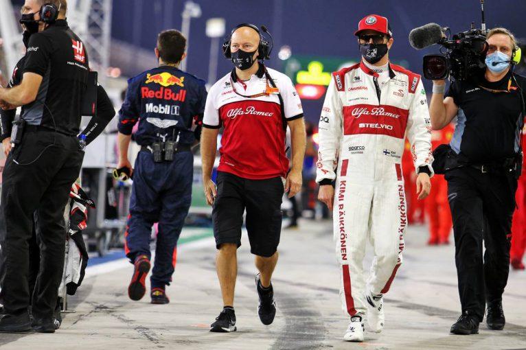 F1 | ライコネン「2度のスタートでクルマにダメージを負い、パフォーマンスに大きく影響」:アルファロメオ F1第15戦決勝