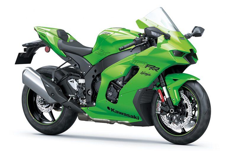 MotoGP | カワサキ、Ninja ZX-10R/ZX-10RRを2021年春頃に国内で導入。一体型ウイングレットはSBK仕様で17%ダウンフォースがアップ