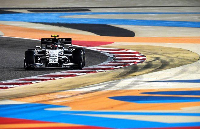 2020年F1第15戦バーレーンGP  ピエール・ガスリー(アルファタウリ・ホンダ)