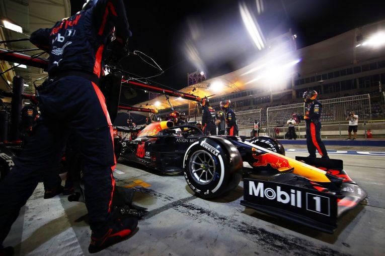 F1 | レッドブル代表「3年ぶりのダブル表彰台で選手権2位が確定。今後はドライバーズランキングに集中」【F1第15戦】