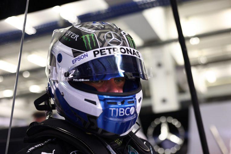 F1 | ボッタス8位「繰り返しタイヤがパンク。原因が分からない」メルセデス【F1第15戦決勝】