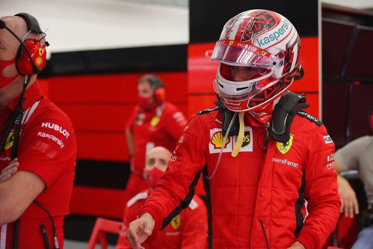 F1 | ルクレール「炎上しているのが見えて、最悪の気分になった」フェラーリ【F1第15戦決勝】