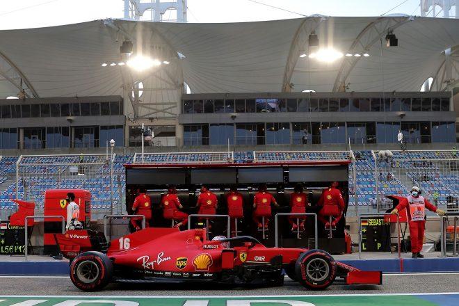 2020年F1第15戦バーレーンGP シャルル・ルクレール(フェラーリ)