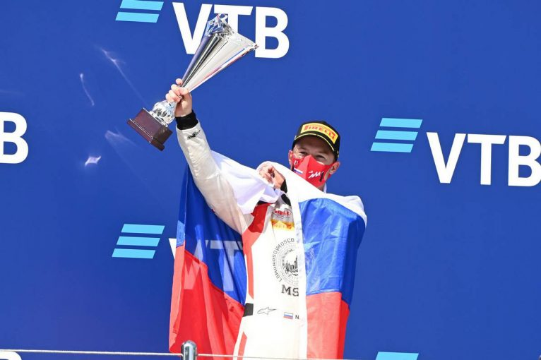 F1 | ハースF1、2021年シーズンはロシア人ドライバーのニキータ・マゼピンを起用へ