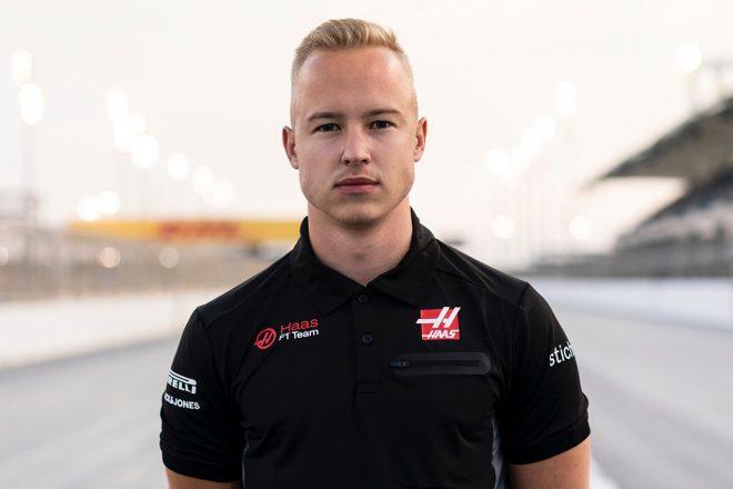 2021年にハースF1チームからF1にデビューするニキータ・マゼピン