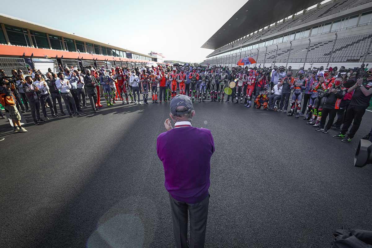 2020年MotoGP第15戦ポルトガルGP