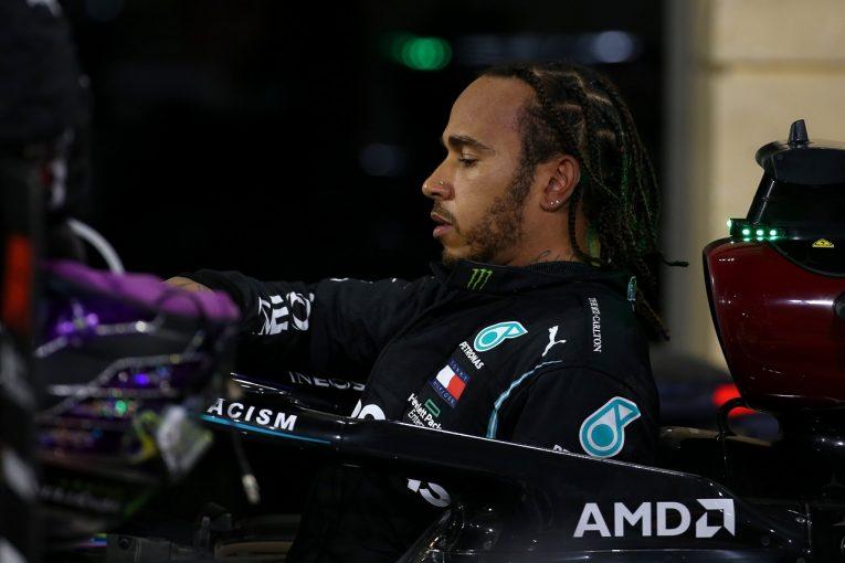 F1 | 新型コロナ陽性で欠場決定のハミルトン「幸い軽症だが、ショックで落ち込んでいる」。2018年以来の連続入賞途切れる