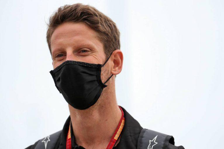 F1   大クラッシュを喫したグロージャンが退院。SNSでは火傷を負った手の状態も報告