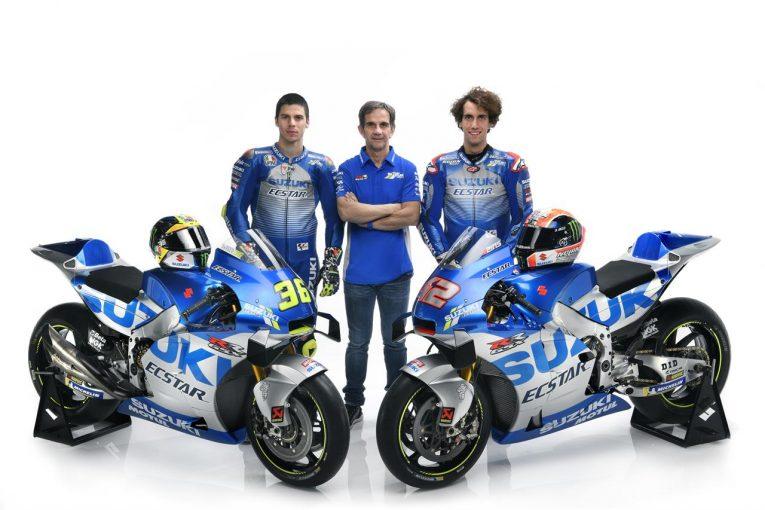 MotoGP | MotoGP:モンスターエナジーが2021年からチーム・スズキ・エクスターとスポンサー契約