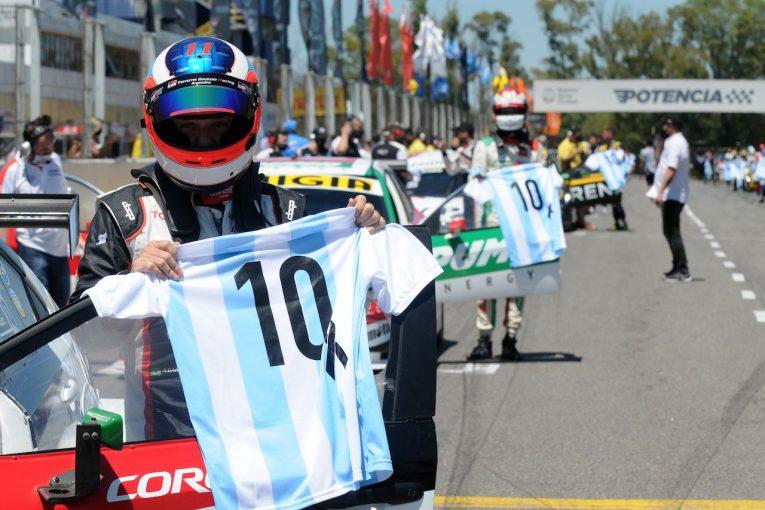 海外レース他   STC2000第5戦:FFマシンも習得完了。ルーベンス・バリチェロが参戦初年度で初優勝