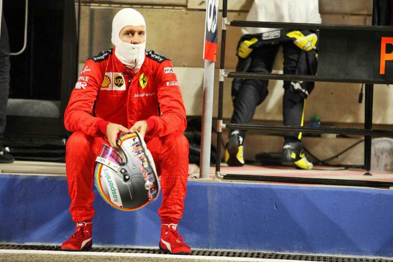 F1 | 【F1第15戦無線レビュー(2)】接触を避けたベッテルが怒り心頭「まただよ!!それはやっちゃいけないって」