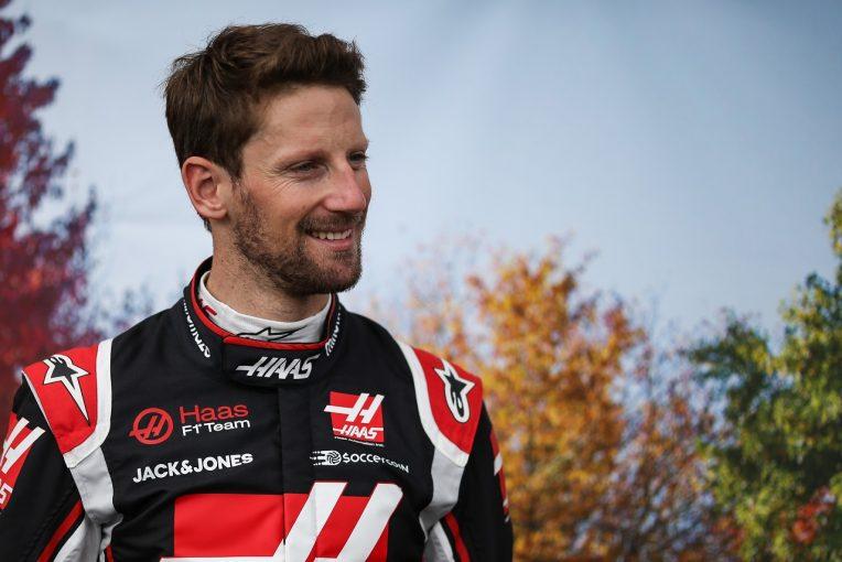 F1 | グロージャン、奇跡の脱出劇を語る「子供を思った時、炎のなかに踏み出す勇気が出た」:F1バーレーンGP