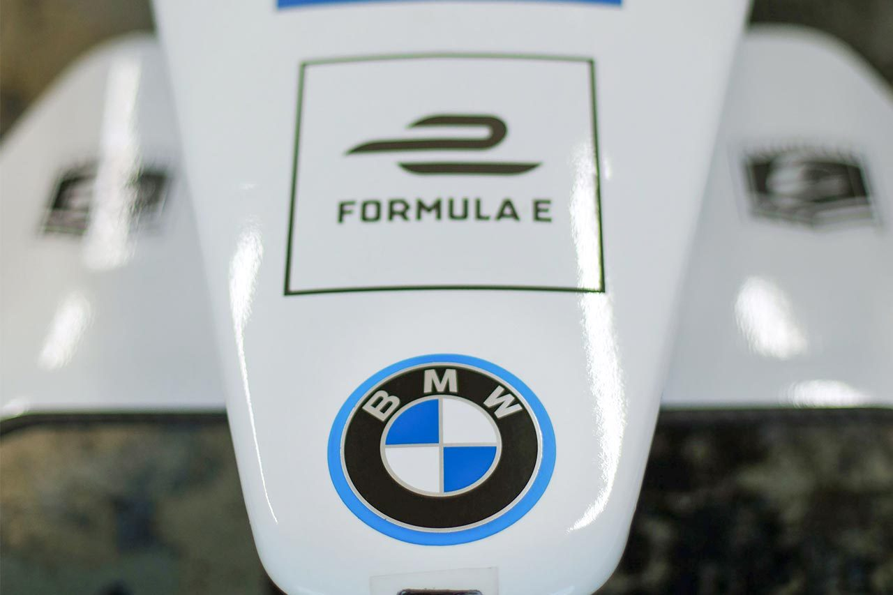 フォーミュラE:BMW、来シーズン限りでの活動終了を発表「技術転用の機会を使い切った」