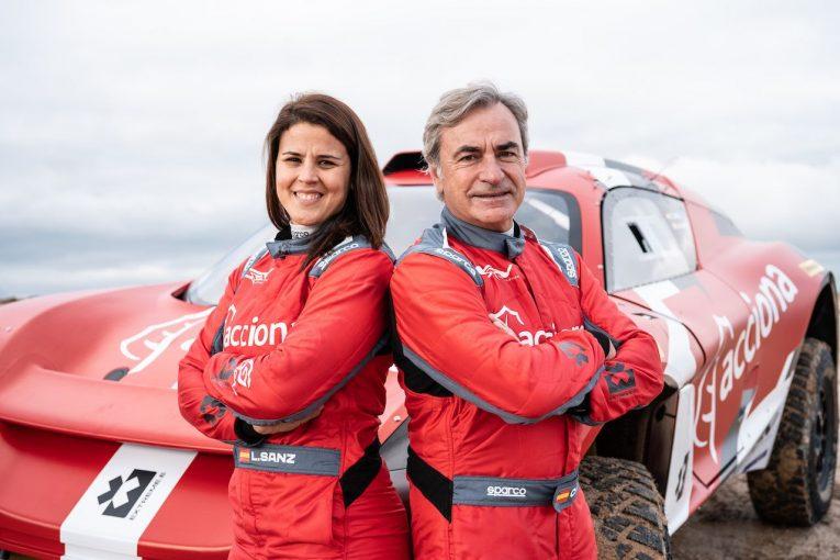 ラリー/WRC   エクストリームE:ロズベルグ率いるRXR、WorldRX3冠王者の起用を発表。サインツも参戦へ