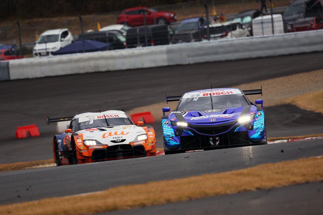 2020年スーパーGT第8戦決勝RAYBRIG NSX-GT