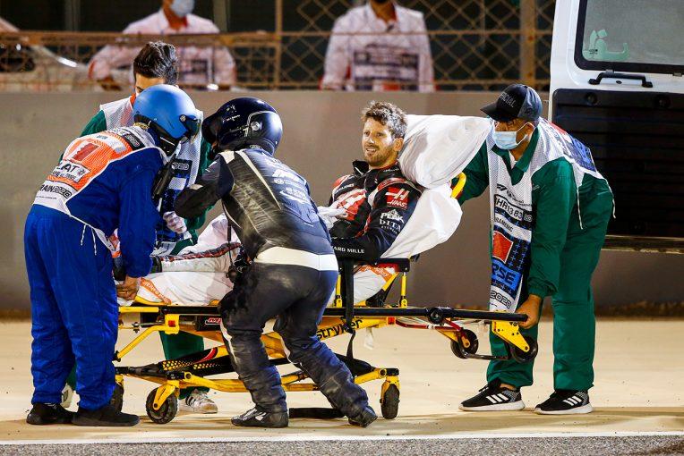 F1 | 【F1チームの戦い方:小松礼雄コラム第17回】もしヘイローがなかったら……。間一髪での脱出は安全性向上の賜物