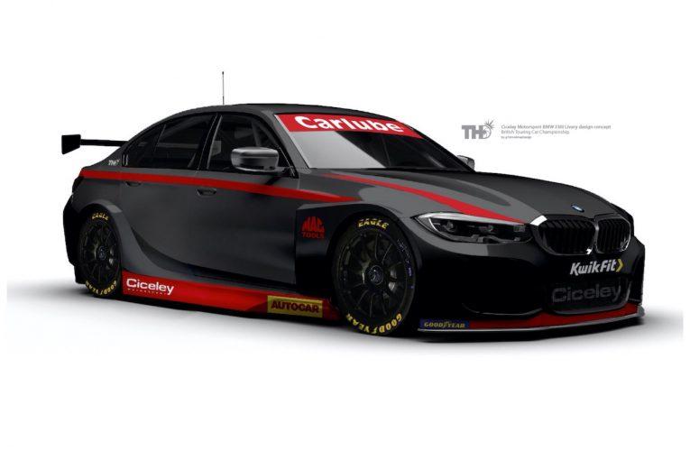 海外レース他   BTCC:メルセデスAクラスで参戦のシシリーがマシンスイッチ。2021年はBMWを投入へ