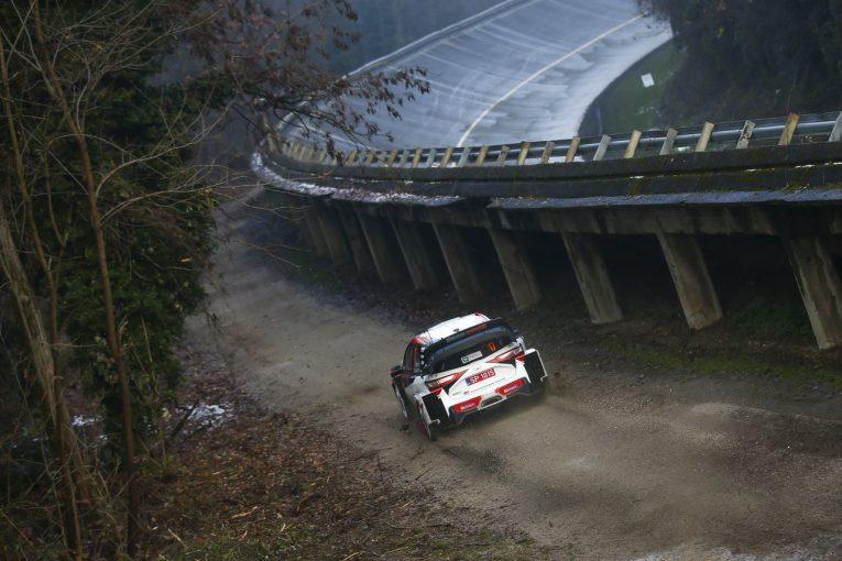 ラリー/WRC | 【順位結果】2020年WRC第7戦モンツァ SS1後