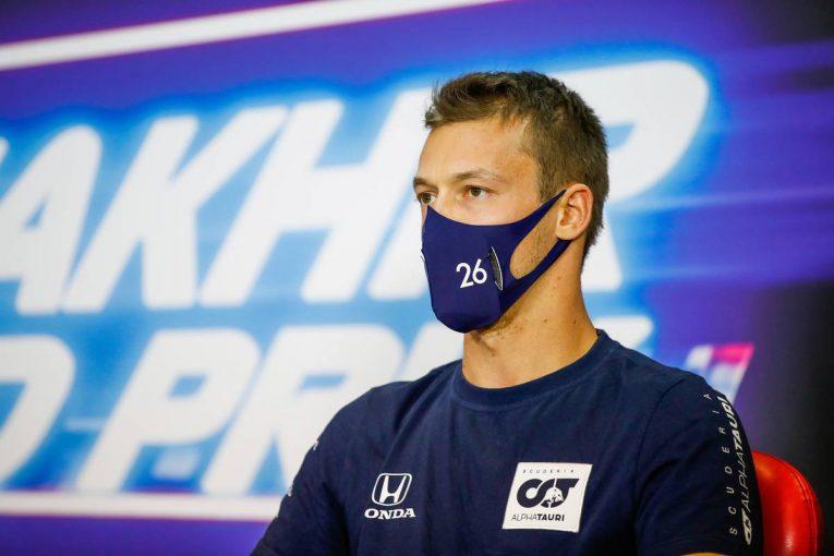 F1 | F1サクヒールGP木曜会見(1):「あの瞬間の記憶が頭から離れない」クビアト、グロージャンと接触後の苦悩を明かす