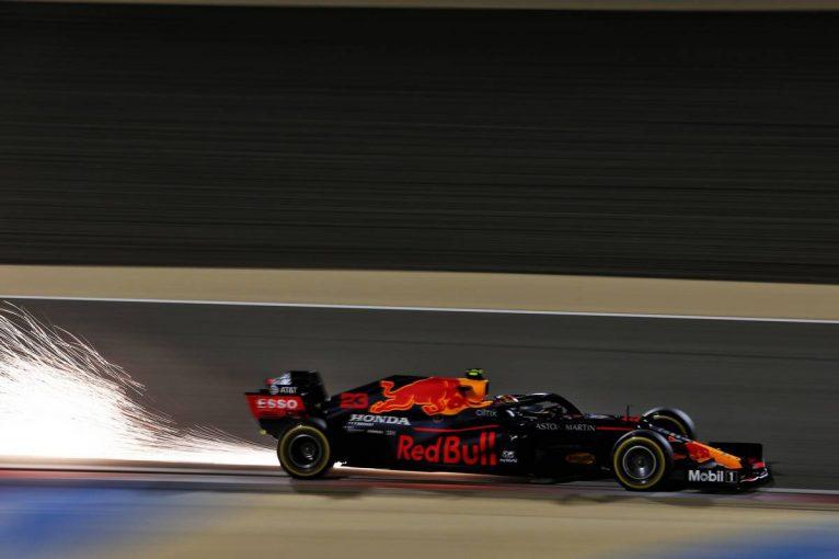 F1 | 【タイム結果】F1第16戦サクヒールGPフリー走行2回目