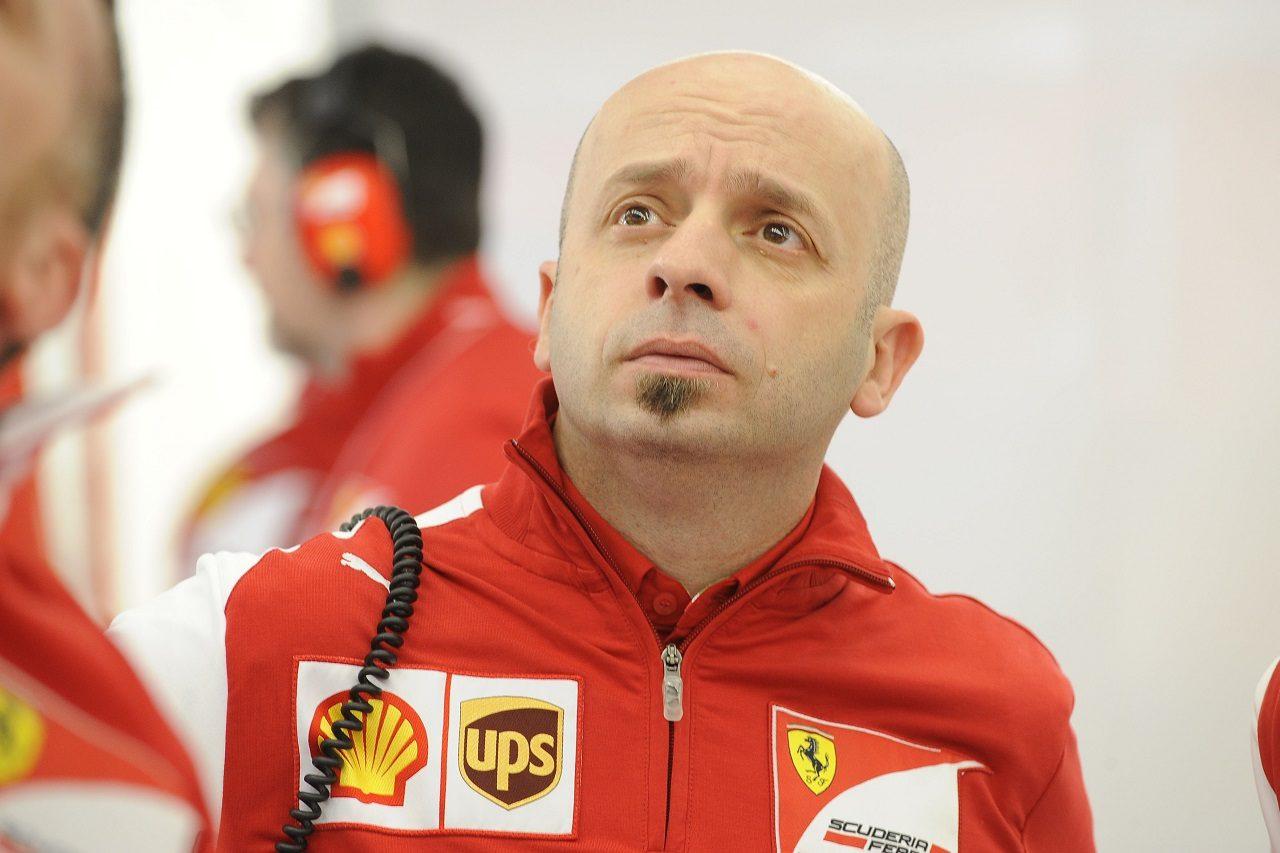 フェラーリのシャシー・エンジニアリング責任者シモーネ・レスタ