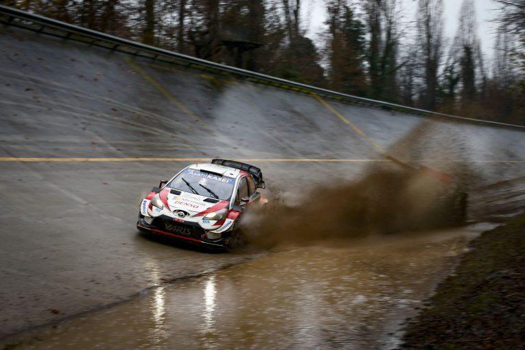 ラリー/WRC | 【順位結果】2020年WRC第7戦モンツァ SS6後