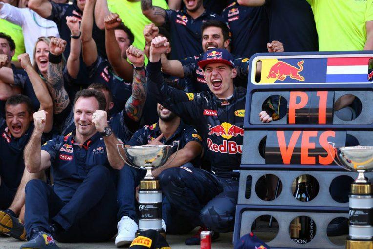 F1 | 【気になる一言】「まるでおとぎ話のようだった」フェルスタッペンのレッドブルデビュー戦を振り返ったホーナー代表