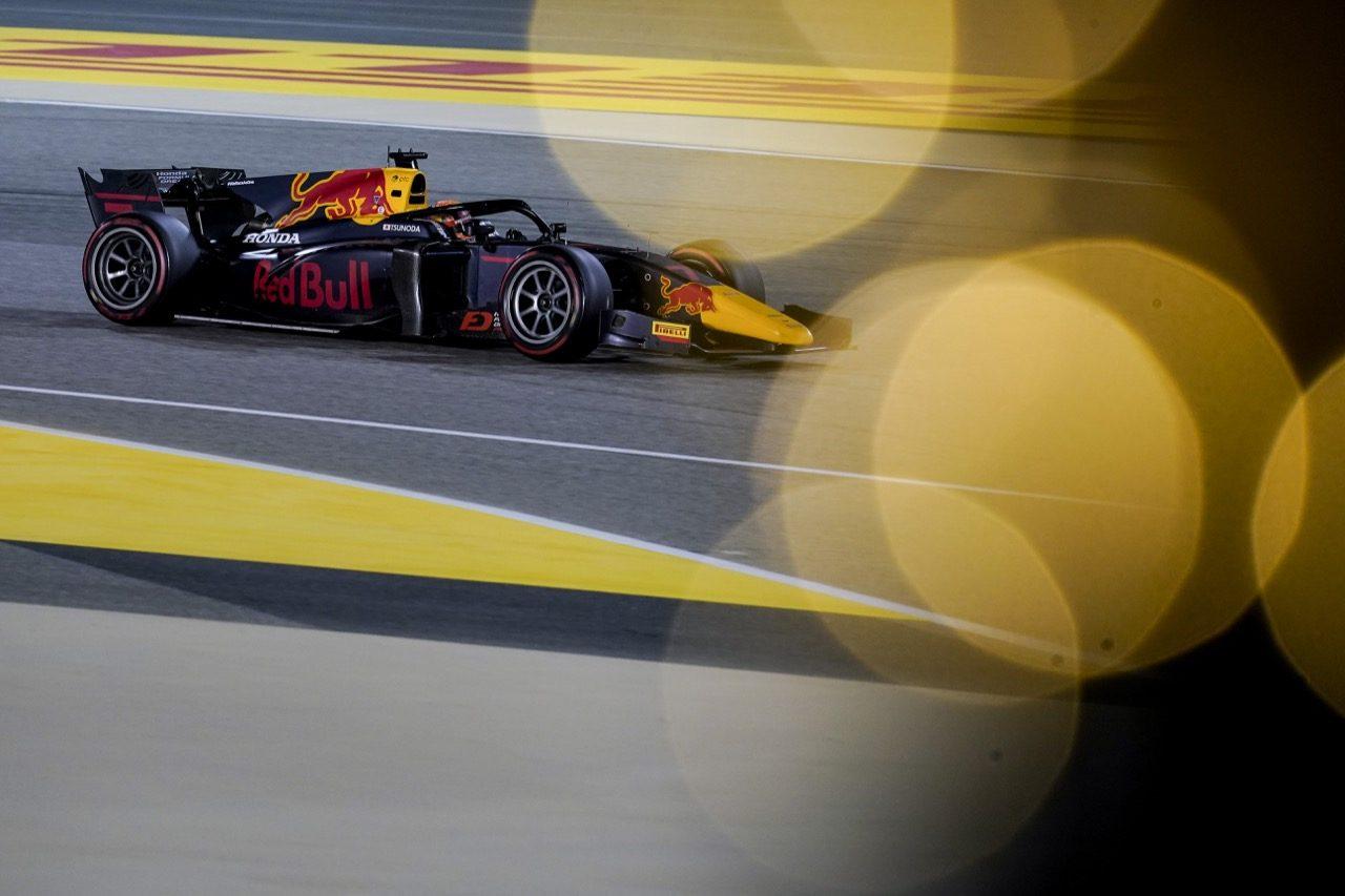 【FIA-F2第12戦バーレーン レース1】