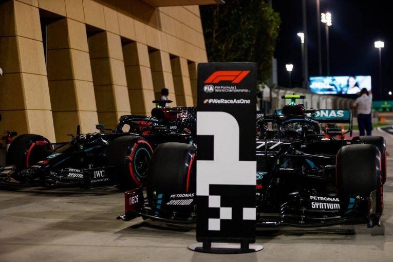 F1 | 意地を見せたボッタスがポールポジション。ラッセルが僅差の2番手でフロントロウに【予選レポート/F1第16戦】