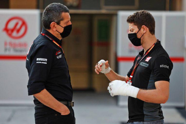 F1 | ハースF1代表、最終戦を欠場するグロージャンへ「彼の信念と献身には、永遠に感謝することになる」