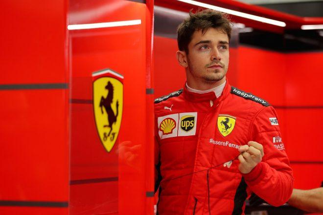 2020年F1第16戦サクヒールGP シャルル・ルクレール(フェラーリ)