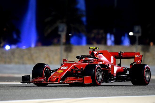 2020年F1第16戦サクヒールGP シャルル・ルクレールのフェラーリSF1000