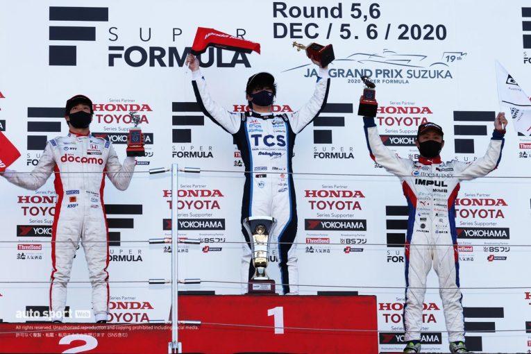 スーパーフォーミュラ | TCS NAKAJIMA RACING 2020スーパーフォーミュラ第6戦鈴鹿 レースレポート