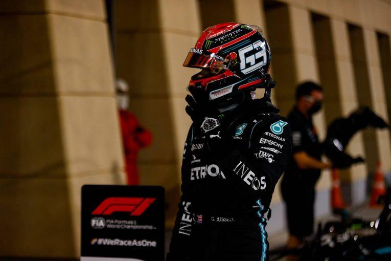 F1 | 【気になる一言】ハミルトン用コクピットで複数箇所を打撲したラッセル「運転しているときは、痛みを感じない」