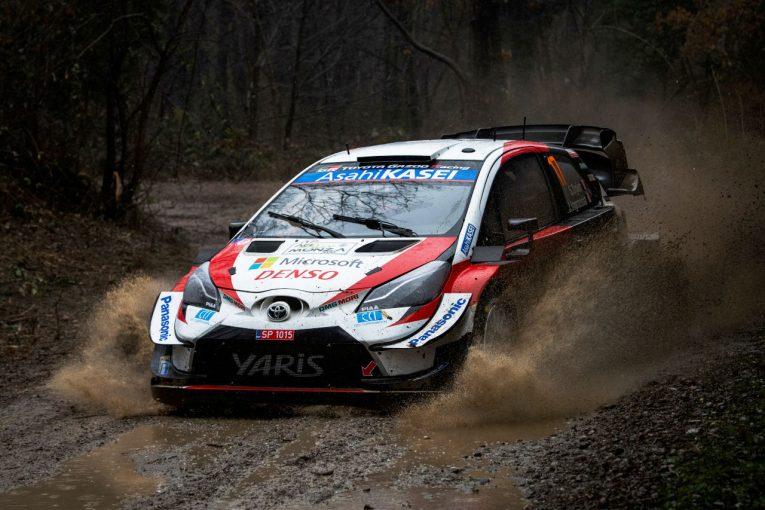 ラリー/WRC | WRC最終戦:トヨタのオジエが優勝で7度目の王座獲得! メーカー選手権はヒュンダイに軍配
