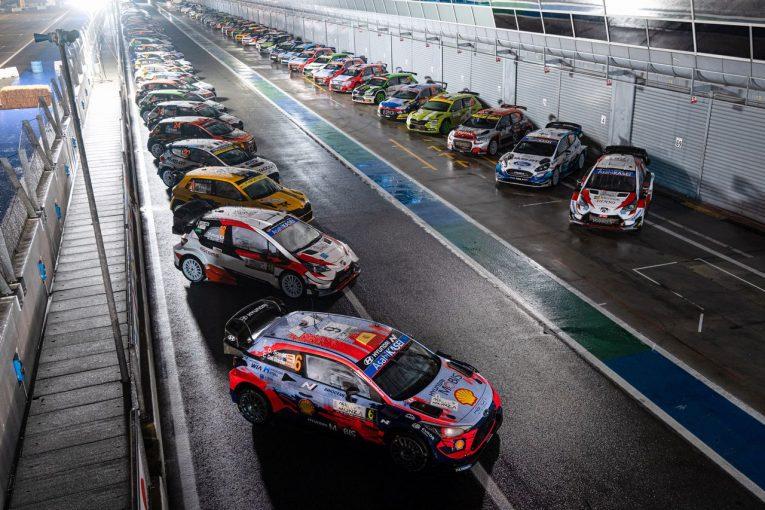 ラリー/WRC | 【順位結果】2020年WRC第7戦モンツァ SS16後