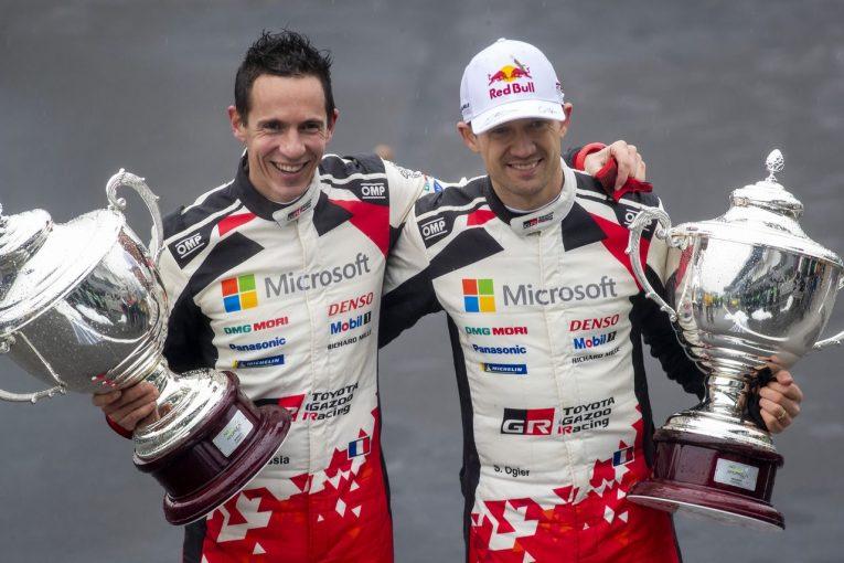 ラリー/WRC | 豊田章男WRCチーム総代表がコメント「トヨタを選んでくれて、一緒に戦ってくれてありがとう」